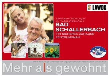 BAD SCHALLERBACH - Lawog
