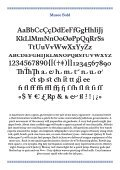 Musee Alternate - FontShop - Page 7