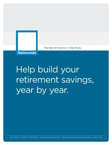 Help build your retirement savings, year by year. - Nationwide ...