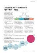 Hållbarhetsredovisning 2009 - Apoteket - Page 5