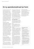 Hållbarhetsredovisning 2009 - Apoteket - Page 6