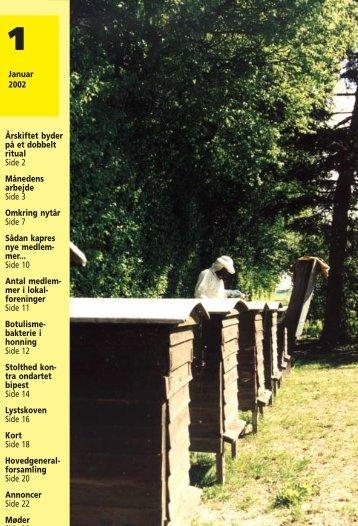 Tidskrift for Biavl 2002
