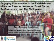 Philippines case study by Garry Russ - Ecosystem Based ...