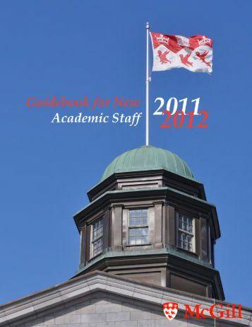 Step 2 - McGill University