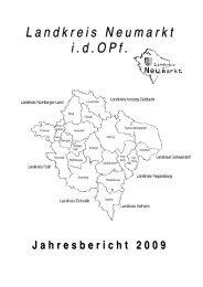 Jahresbericht 2009 - Landkreis Neumarkt