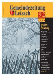 guete feiatog - Leisach - Land Tirol