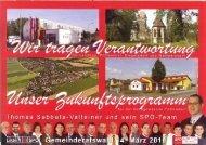 Pottendorf - SPÖ