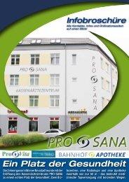 Ein Platz der Gesundheit - Pro SANA