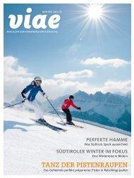 viae Magazin Winter 2012/2013 - Sterzing