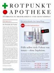 rotpunkt apotheke - Falken Apotheke Luzern