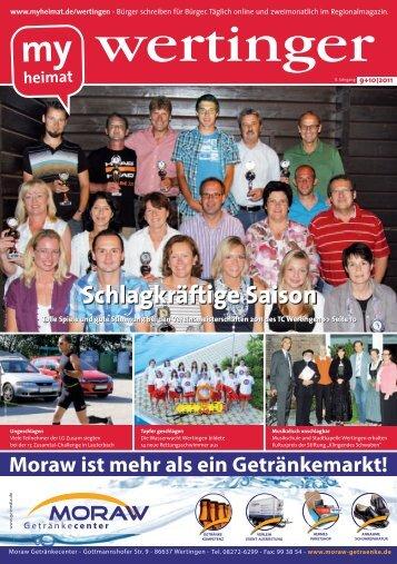 1, 2, 3 ... dabei! - MH Bayern