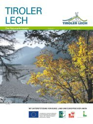 Slowakei - Naturpark Tiroler Lech