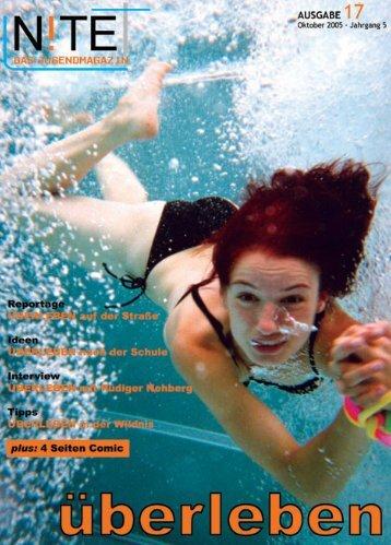 Ausgabe 17 · Oktober 2005 - N!TE