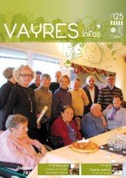 Janvier 2011 - Commune de Vayres