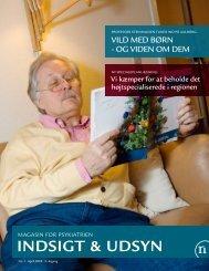 INDSIGT & UDSYN - Psykiatrien - Region Nordjylland