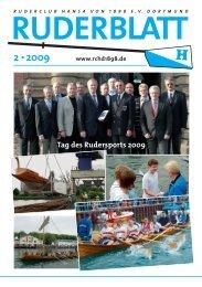Ruderblatt Ausgabe 2/2009 -