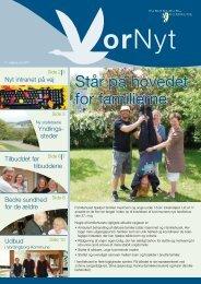 Står på hovedet for familierne - Vordingborg Kommune