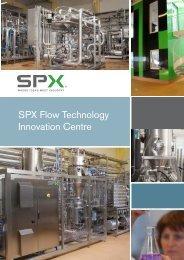 SPX Flow Technology Innovation Centre