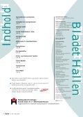 Medlemsblad for halinspektører - Halinspektørforeningen - Page 2
