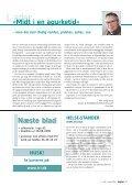 Medlemsblad for halinspektører - Halinspektørforeningen - Page 3