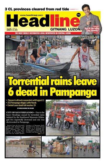 Maging mapili, dahil ang dengue ay hindi namimili - Headline ...