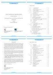 Orient Financial Services Corporation Limited - Orient Finance PLC