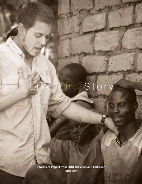 The Untold - ORU Missions and Outreach