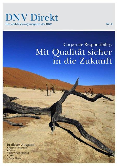DNV:Direkt - Ausgabe 4 (pdf)