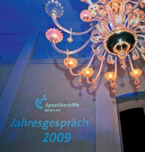 Empfang - bei der Spastikerhilfe Berlin eG