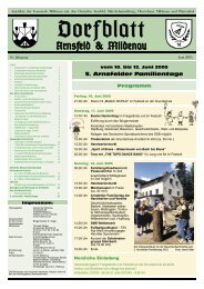 Dorfblatt Juni 2005.indd - Mildenau