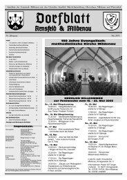Dorfblatt Mai 2005.indd - Mildenau