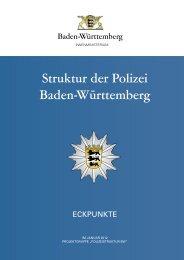 Das Eckpunktepapier - Polizei Baden-Württemberg