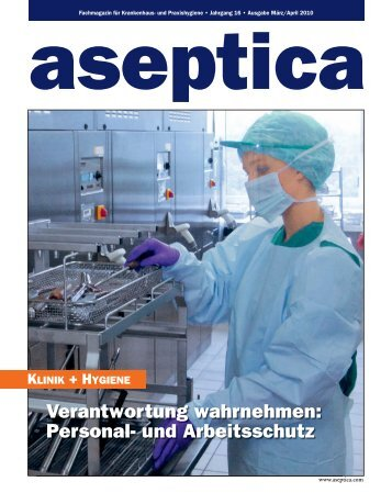 Klinik + Hygiene - aseptica