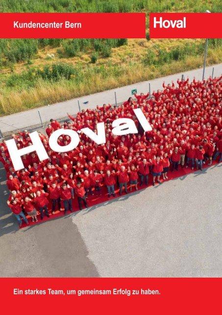 Service unter einem Dach - Hoval Herzog AG