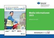 Arbeit & Gesundheit - Universum Verlag