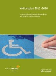 Aktionsplan 2012–2020 - Boehringer Ingelheim Pharma GmbH ...