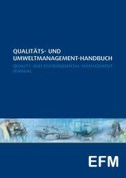 Qualitäts- und Umweltmanagement-Handbuch (pdf) - Flughafen ...