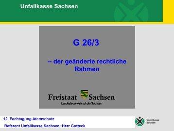 arbeitsmedizinische Vorsorge - Landesfeuerwehrschule Sachsen ...