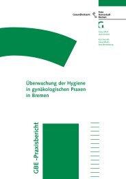 GBE -Praxisbericht - Gesundheitsamt Bremen