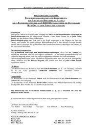 beck-online oder jurion abfragbar sind - Münchner Stadtbibliothek