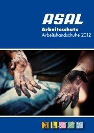 Arbeitsschutz Arbeitshandschuhe 2012 - Asal