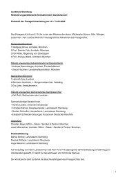 Landkreis Starnberg Realisierungswettbewerb ... - Competitionline