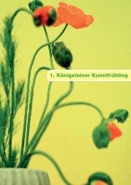 1. Königsteiner Kunstfrühling - Bianca Schikorr
