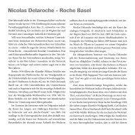 Nicolas Delaroche - Roche Basel