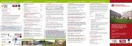 Tagungsprogramm zur Passivhaustagung 2011 - Sto
