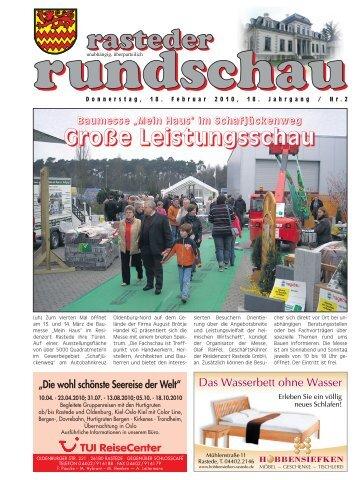 Umbruch_0210:Umbruch feb07 - Rasteder Rundschau