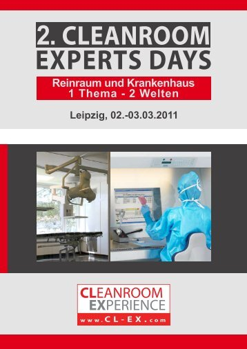 03.03.2011 CLEANROOM EXPERIENCE - CL-EX