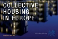 Publikace: Collective Housing in Europe. - Habilab