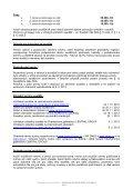 centrum architektury a designu - CENTRAL GROUP a.s. - Page 4