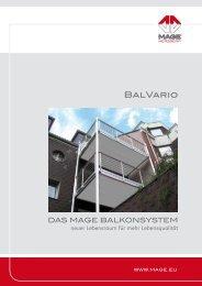 BalVario - MAGE Herzberg GmbH